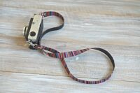 Purple Stripes Camera Strap (4)-1