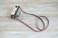 Red Stripes Camera Strap (3)-1