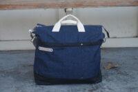 OASIS- Blue Denim Bag (1)